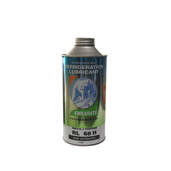 the leader EMKARATE Refrigeration Lubricant compressor oil RL68H For HFC Refrigerant at low price