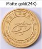 24K matte gold