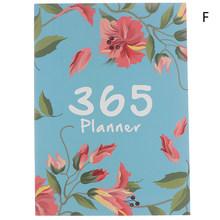 Записная книжка Kawaii A4, ежедневник для творчества, 365 дней, ежемесячный недельный график, книга для письма(Китай)
