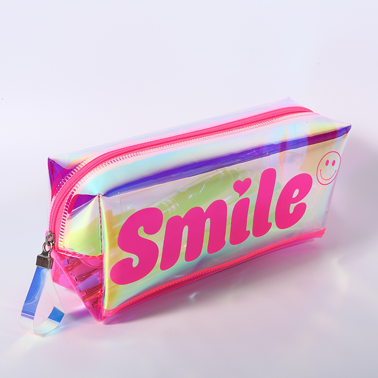 Недорогой милый розовый детский пенал, кавайная сумка для карандашей для девочек