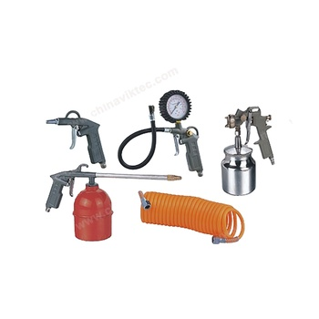 5pc Automotive tool professional and high quality paint spray gun/Air Tools Kit(VT01988B)