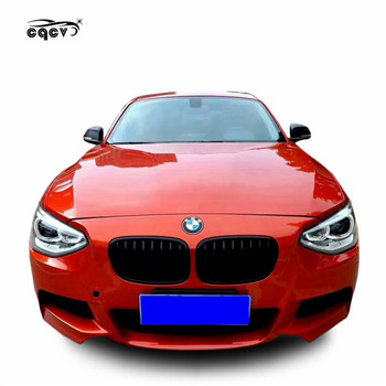 Body kit for BMW 1 series F20 in MT style auto tuning parts front bumper rear bumper and side skirts facelift car accessories