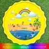 Yellow rainbow 170cm