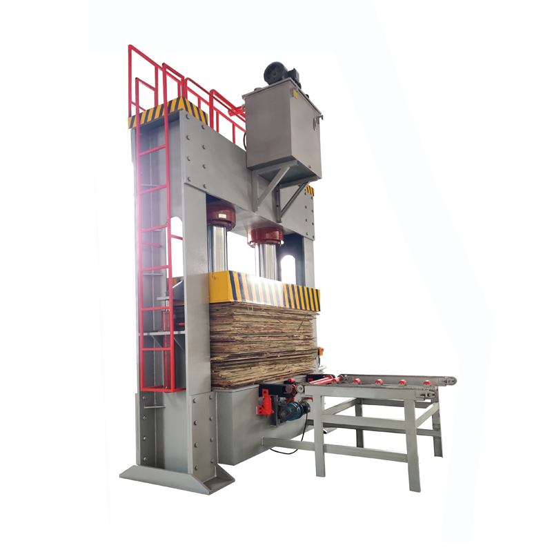 Favorable Price Automatic Laminating Hydraulic Woodworking Plywood Cold Press Machine