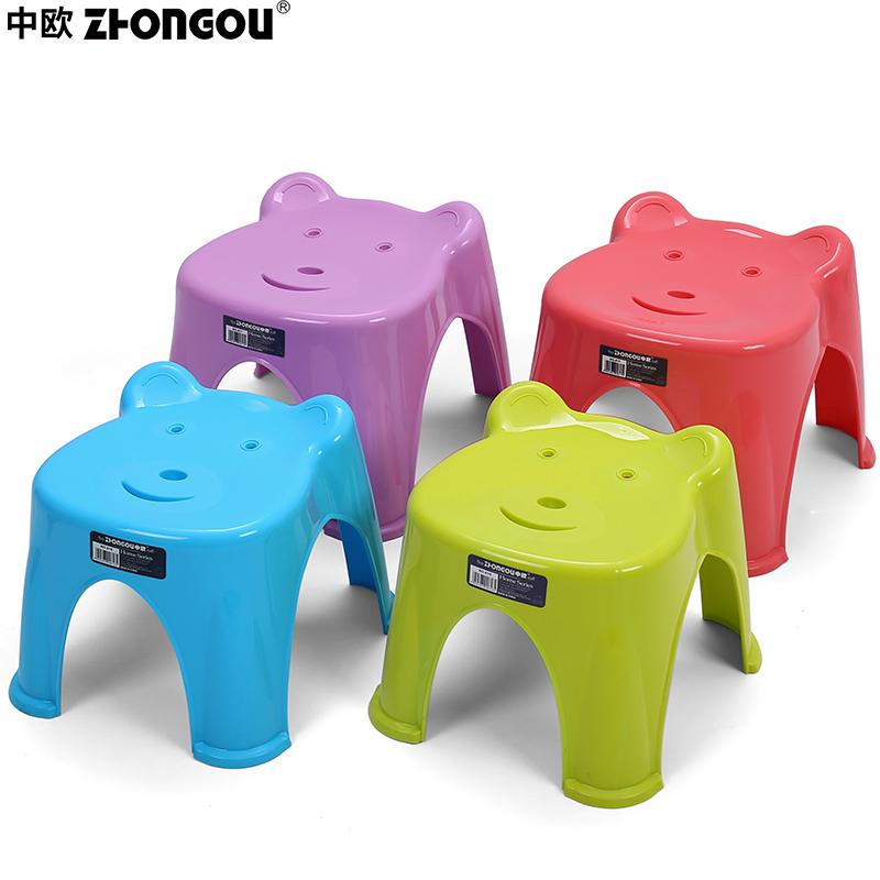 OEM бытовой оттоманский пластиковый детский стул для ванной