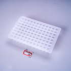Tubes Chinese Factory Manufacturing Laboratory Supplies 8 Strips PCR Tubes With Transparent