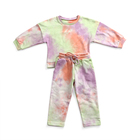 Wholesale Cheaper price Family Matching Clothes Parent-child Pajamas Mommy and Daughter Outfits
