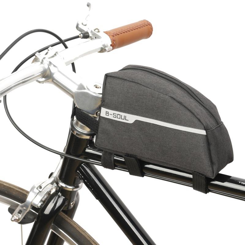 Phone Bag Bicycle Triangle Bag Mountain Bike Bicycle Frame Front Tube