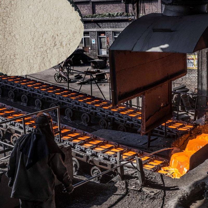Factory Audit Verified Supplier Refractory Bauxite Alumina Ore 88 #