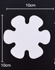 Flower 10cm (6pcs)