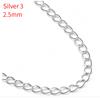3# Silver 2.5mm