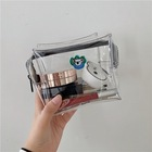 Cosmetic Frosted Bag Zipped Packagingmetic Victori Secret Make Up Makeup Artist Teavelling Pretend Play With Custom Print Logo