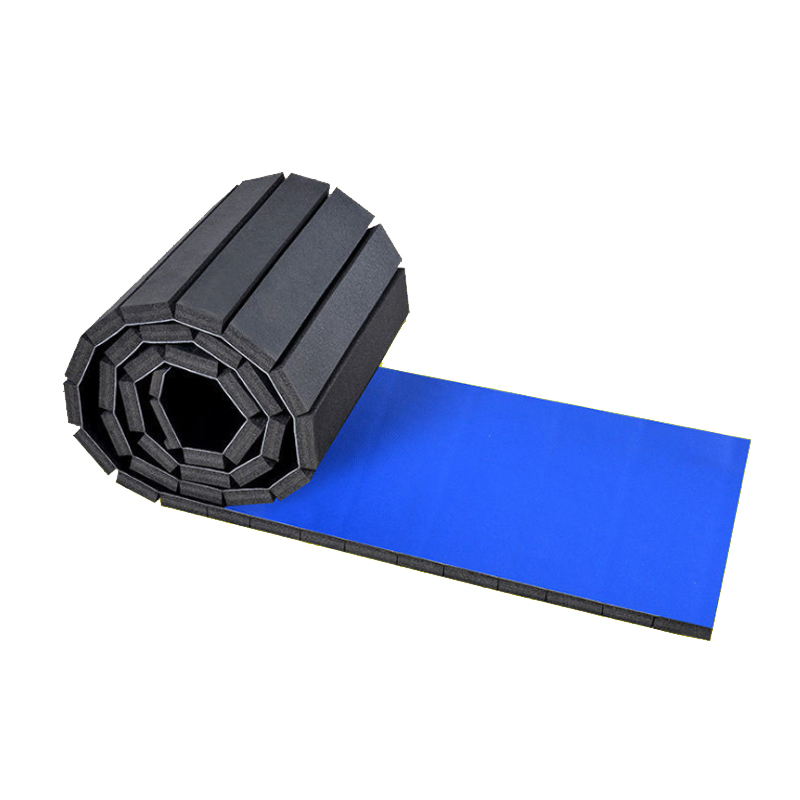 Wholesale Gymnastic Exercise Karate Judo Martial Art Roll Mats For Sale