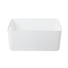 Products Household Clothing Organizer 2020 New Products Plastic Household Storage Box With Handle