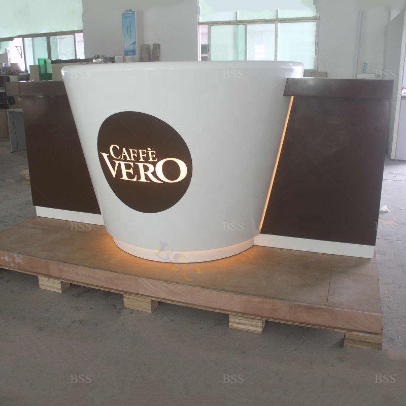 Современный дизайнерский счетчик для помещений в кофейни, мраморный мини-чайный коммерческий кофейный магазин Современный кофе магазин Крытый Счетчик Дизайн под заказ мраморный мини-пузырь чай коммерческий кофе магазин счетчик