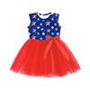 stars 4th july patriotic dress