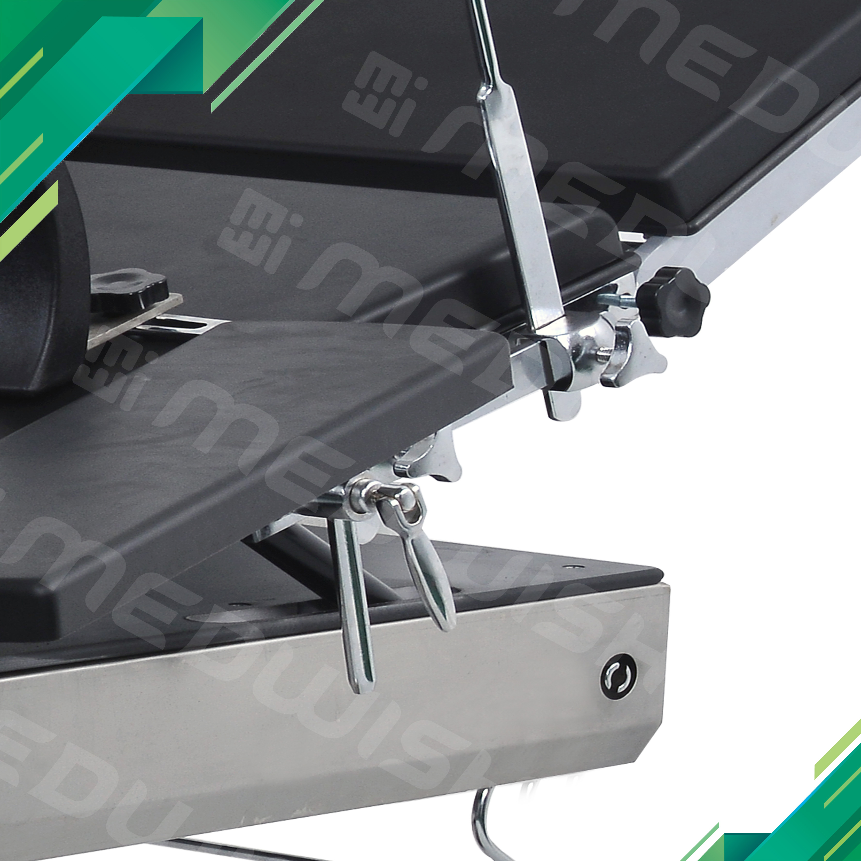 AG-OT009 Manufacturers multi-purpose OR clinic surgical patient operation room bed ot theatre electric medical operating table