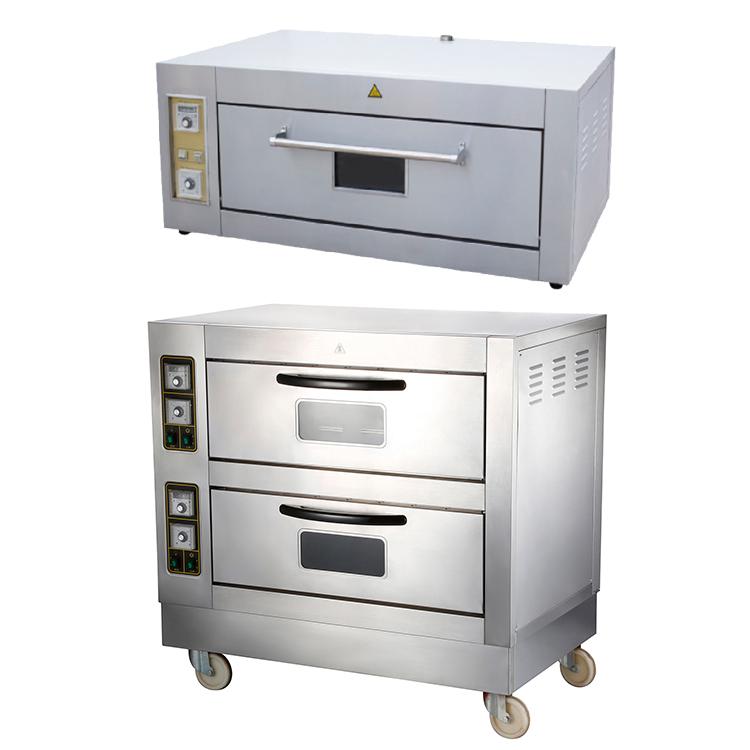 Коммерческая высокомощная электрическая печь для выпечки для ресторана