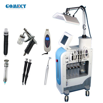 Professional 9 in1 multifunction beauty salon equipment skin rejuvenation beauty device for sale with CE certification