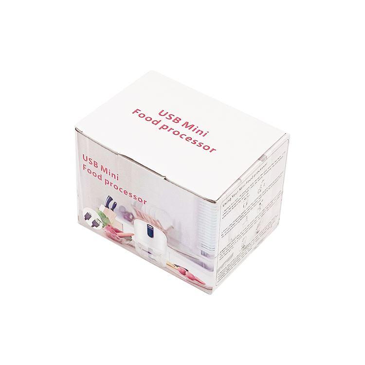 250Ml Kitchen Tool Wireless Garlic Mini Meat Usb Food Chopper