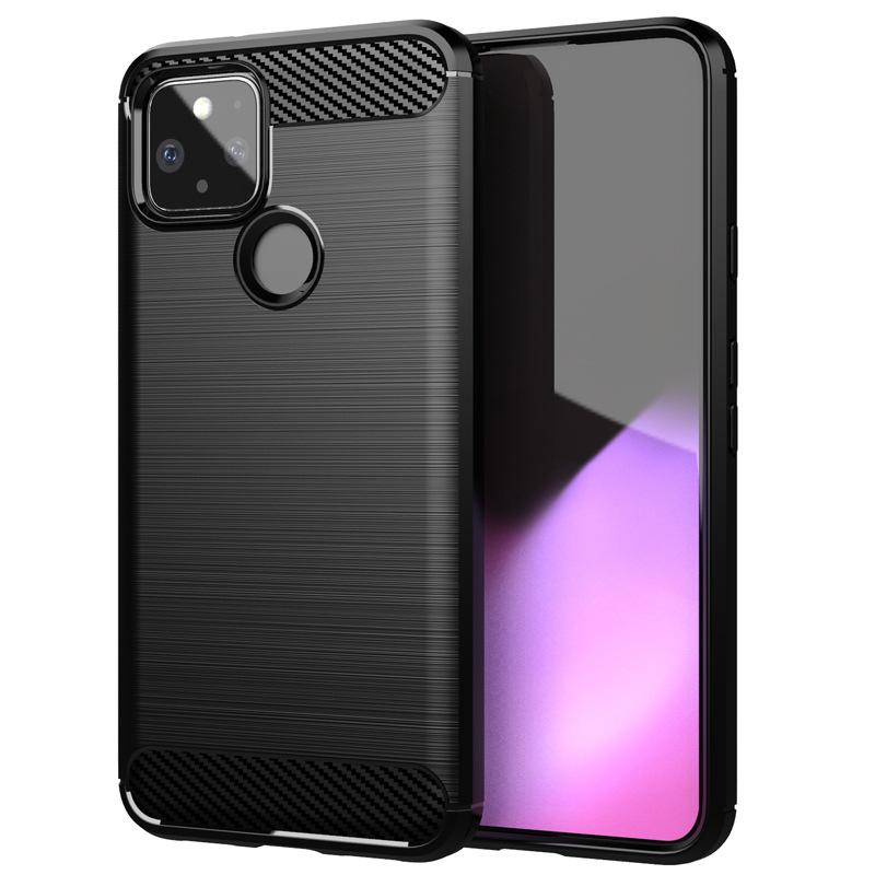 Huyshe Cell Phone Covers For Google Pixel 5 Case Shockproof Carbon Fiber  Rugger Armor Phone Case For Google Pixel 5 Xl Cover - Buy For Google Pixel  5 Case,For Google Pixel 5