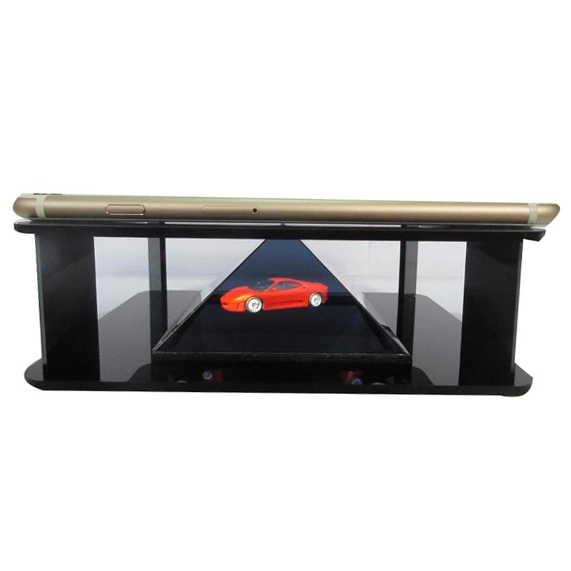 Promotion Gifts High quality DIY 3d hologram viewer pyramid holographic projection