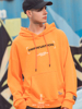 Männer orange