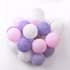 Purple+white