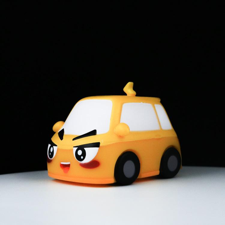 Модель автомобиля из АБС-пластика, изготовленная на заказ