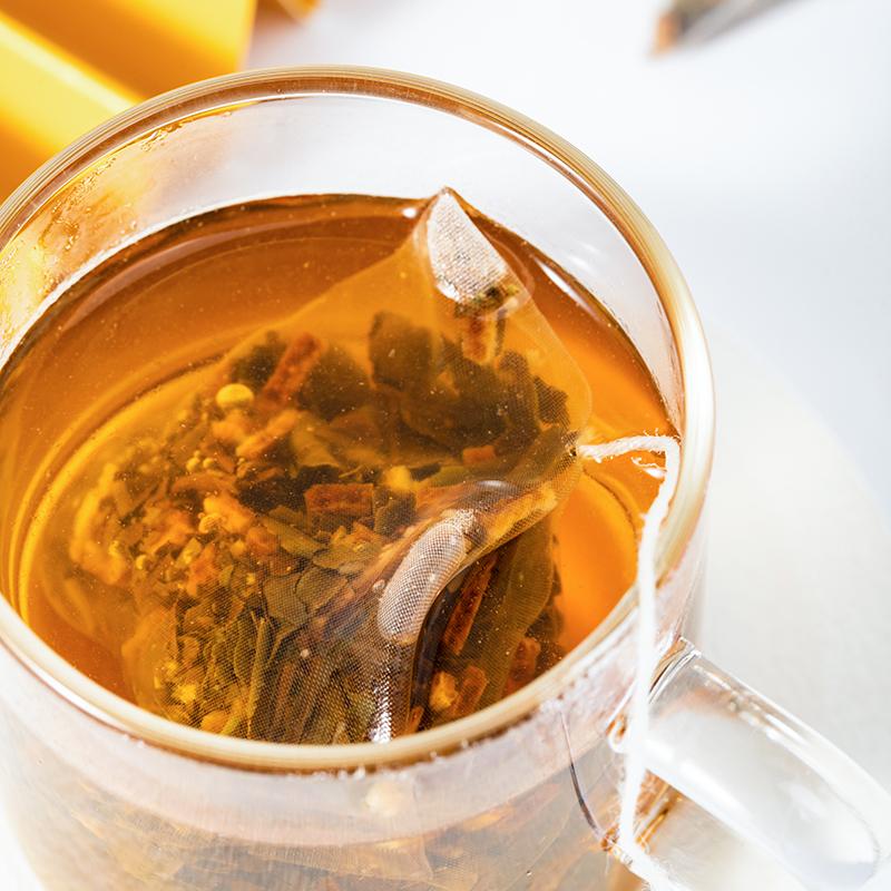 Manufacuturers Custom Label Organic Silver Needle Leaves Orange Peel White Tea - 4uTea | 4uTea.com