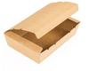 Kraft Hinged Box