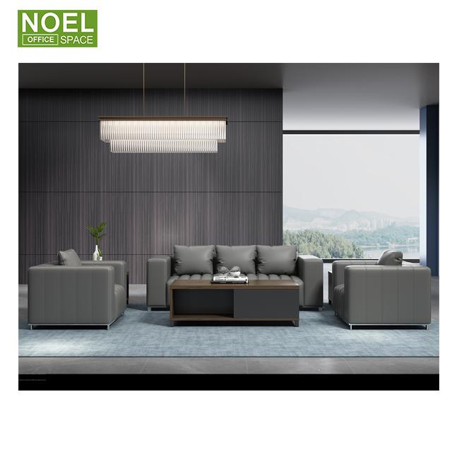 Фабричный дизайн, высокое качество, современный комплект диванов из полиуретана для офиса