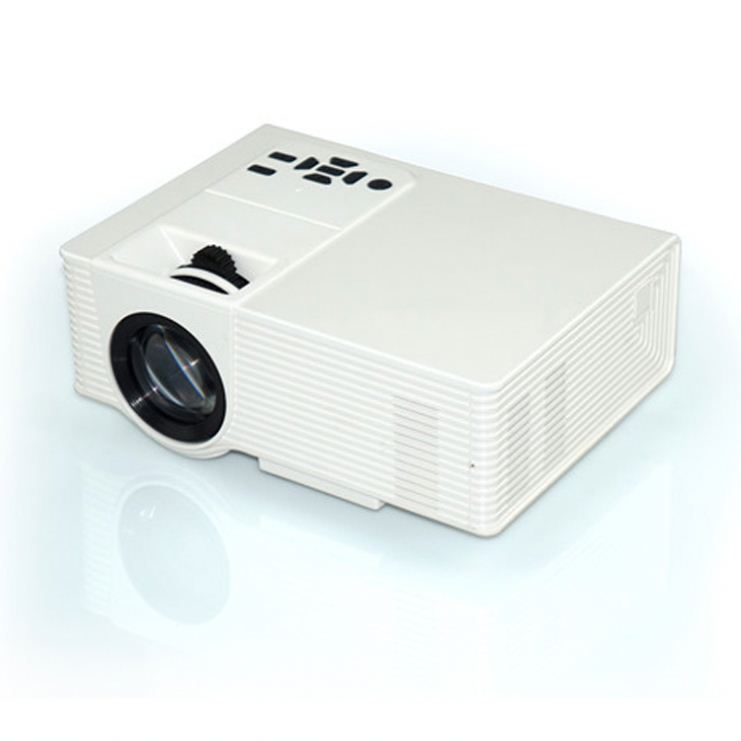 Contrast ratio 2000:1 wifi projector android LED home projector with 1500 lumens