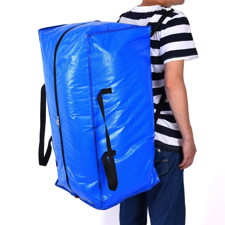 Складная сумка-тоут для одежды, размер Xl
