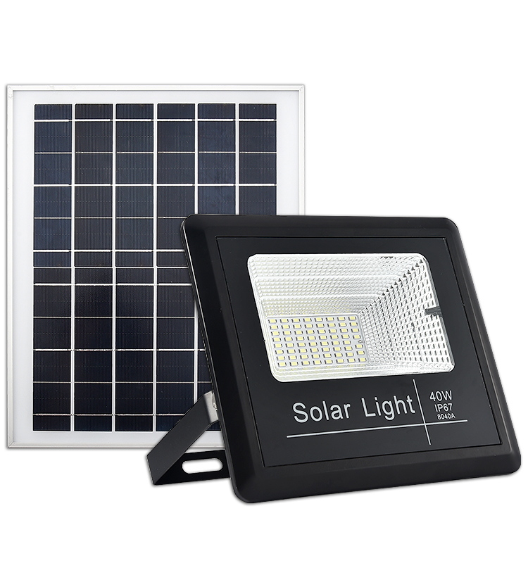 Middle east led flood light solar cell with a low price flood light