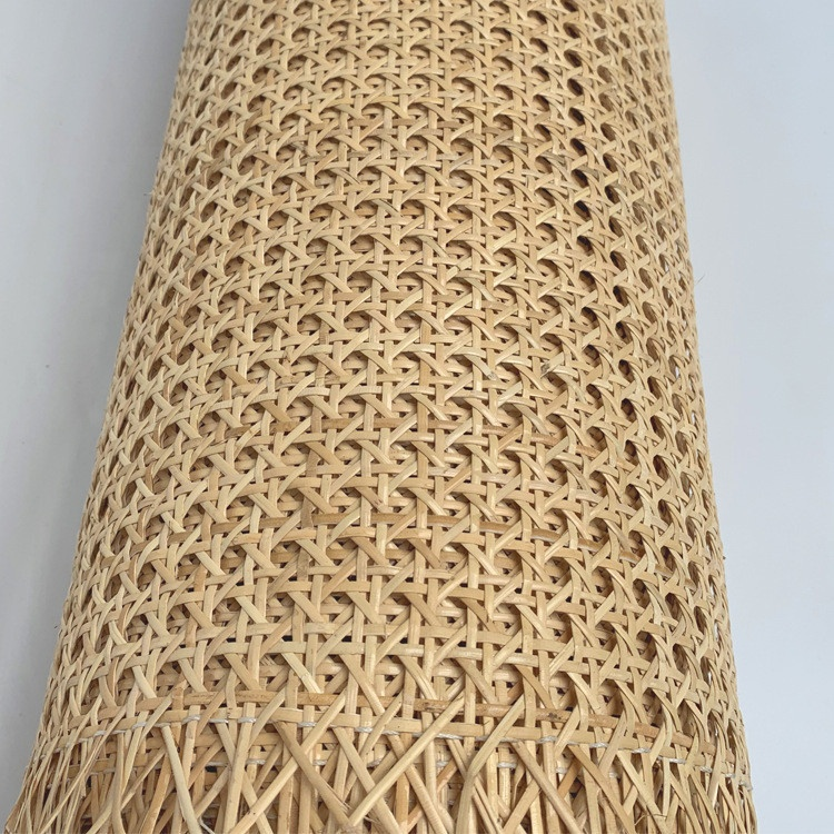 low moq A grade rattan cane webbing roll wholesale with fast dispatch