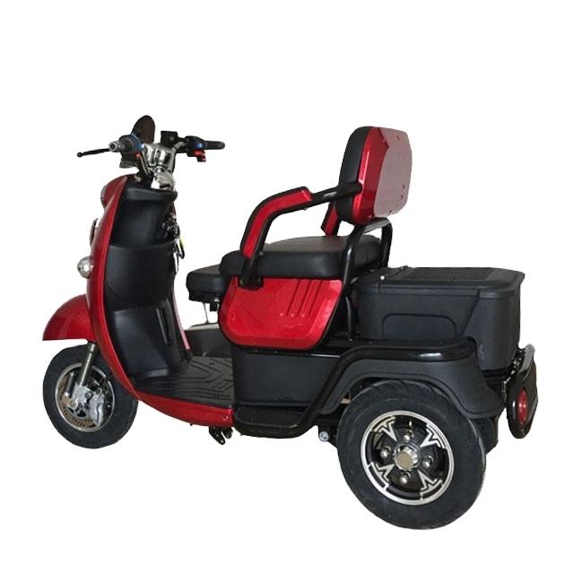 Новинка 2020 года, скутеры мощностью 1000 Вт, Электрический скутер для взрослых с 3 колесами и 3 сиденьями, электромобильность, Электрический трехколесный велосипед lifan