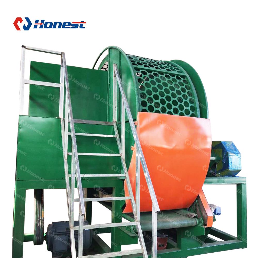 Машина для переработки шин/Измельчитель шин, поставщик оборудования для переработки