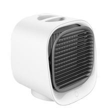 Вентилятор Охладителя Воздуха мини настольный кондиционер с ночным светильник мини USB вентилятор водяного охлаждения увлажнитель очистит...(Китай)