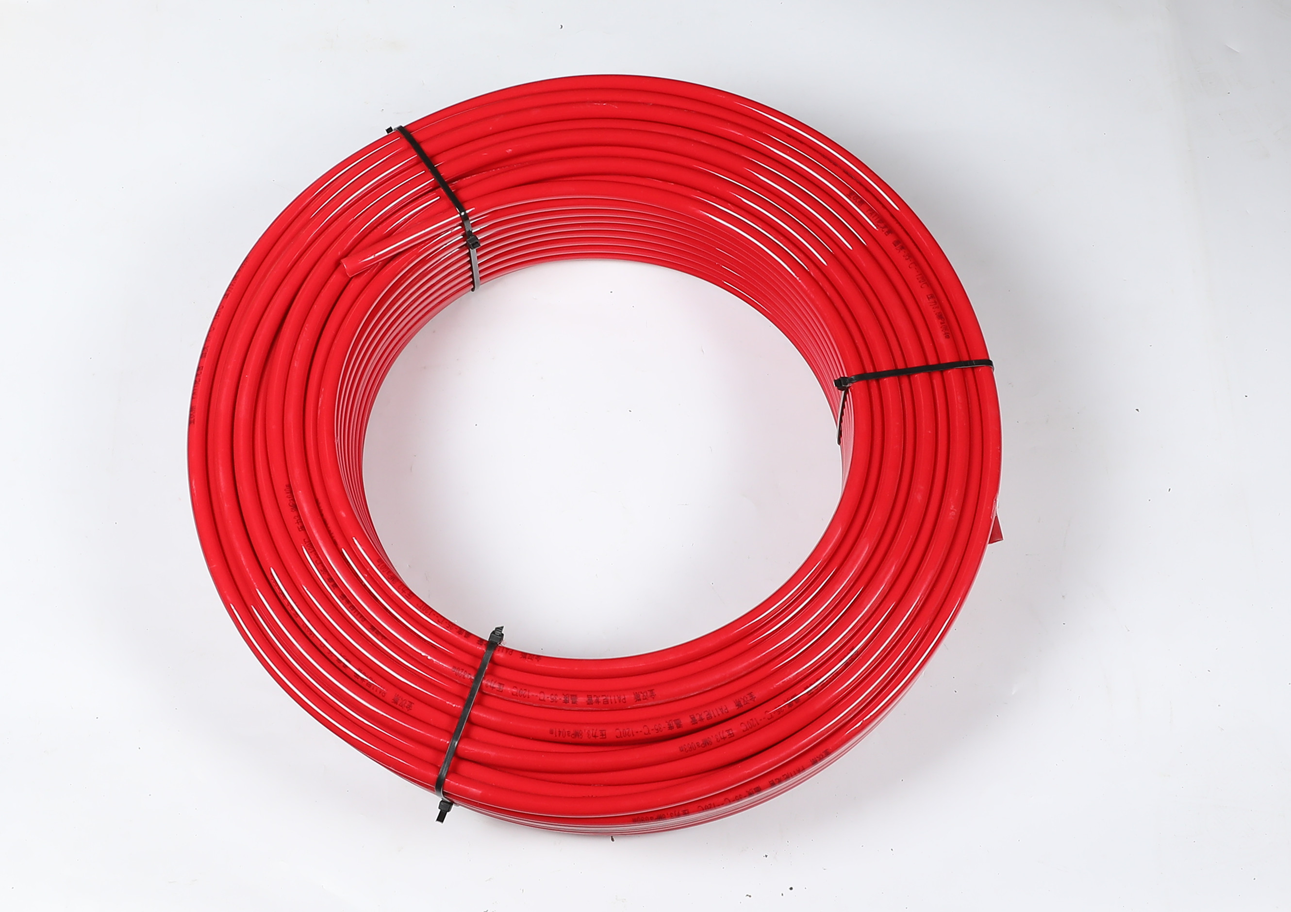High quality trailer brake parts red air hose Coiled Air Lines