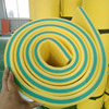 260*90*3.5cm yellow+green