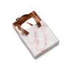 marble ribbon bag packaging