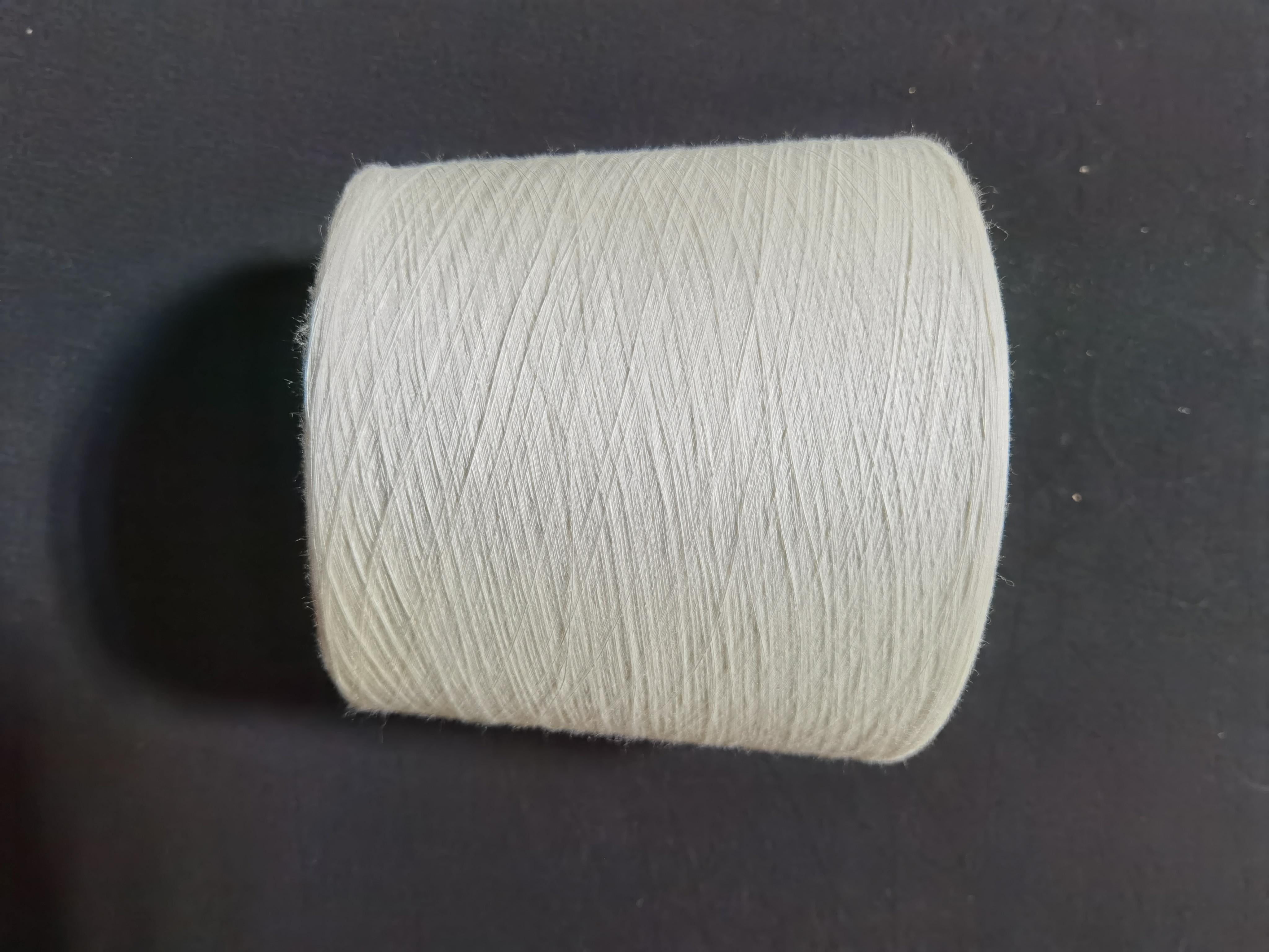 Оптовая продажа с фабрики, дешевая кольцевая пряжа из вискозы, вискозного волокна, пряжа для вязания