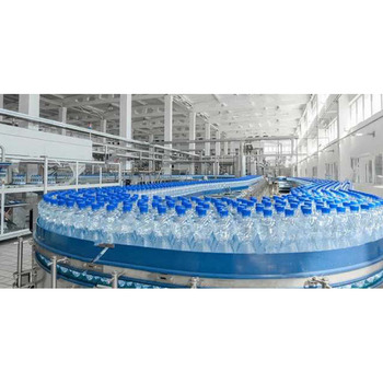 factory price full automatic mineral water / pure water bottling plant , water filling machine
