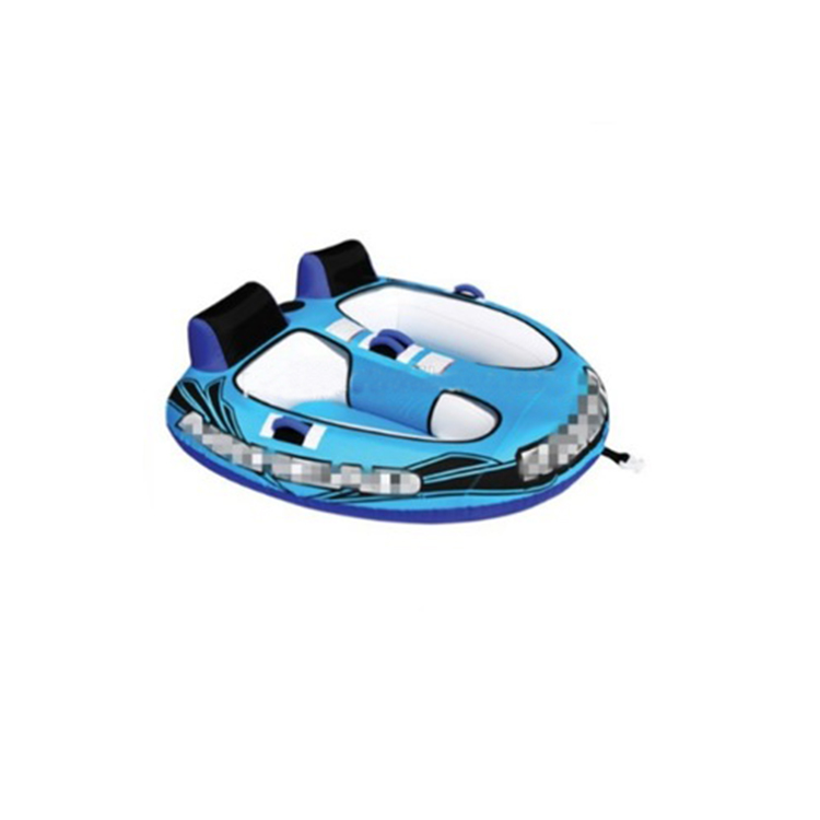 2 persons with backrest Inflatable Towable