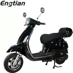 Wuxi Engtian Tesla Vespa 1000 Вт 48 в 60 в 20 Ач CKD Электрический скутер для взрослых в Индии