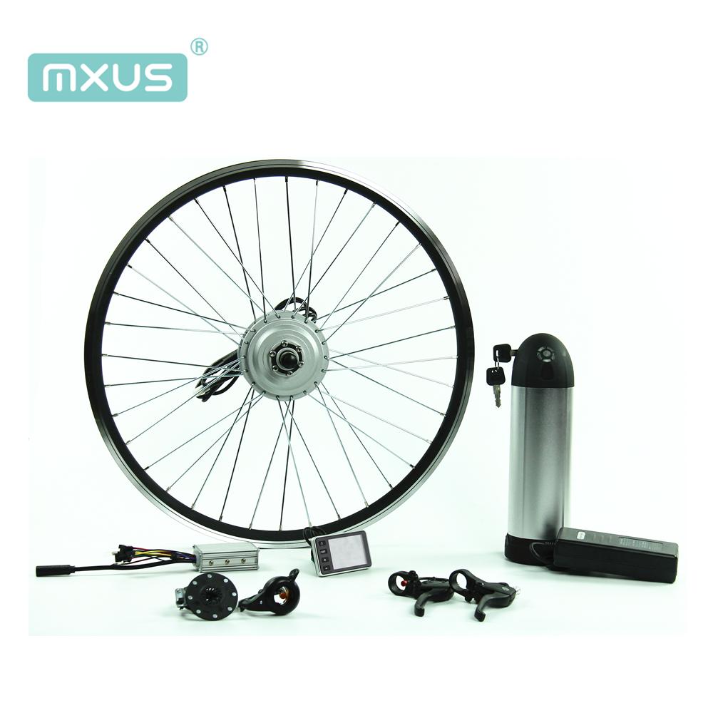 MXUS, высокая надежность и оптовая продажа, 36 В, 250 Вт, переднее колесо, комплект мотора ступицы электровелосипеда