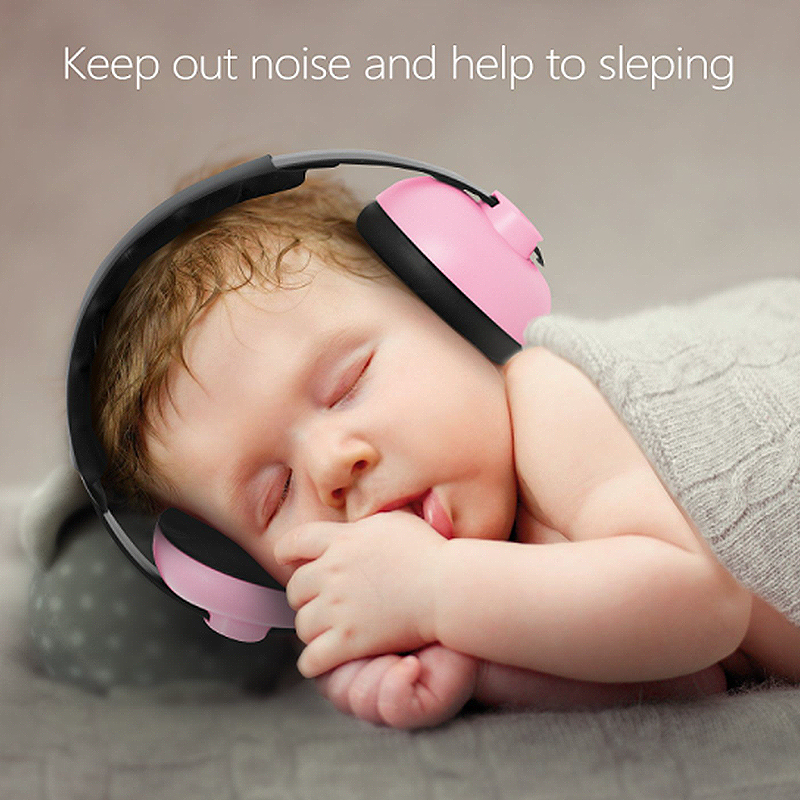 For Babies For 3 Months To 3 Years Baby Headphones Noise Cancelling Headphones