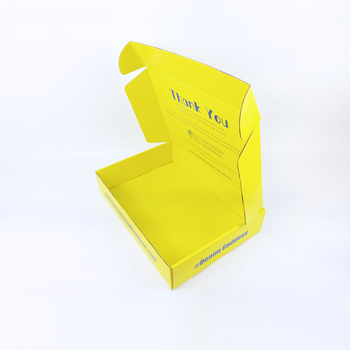Eco Friendly Produce Color Printing Cosmetic Shipping Boxes For Shipping