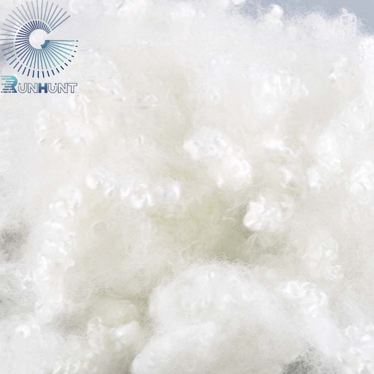 26 Years Factory Focused Production Stuffing Quilt Pillow Fluffy rebound Material Polyester Staple Fiberfill Bales For Filling